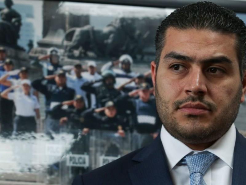 Omar García Harfuch ingresa a quirófano para cirugía