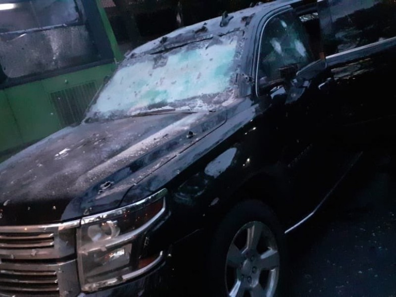 Omar García Harfuch sufre atentado, está fuera de peligro