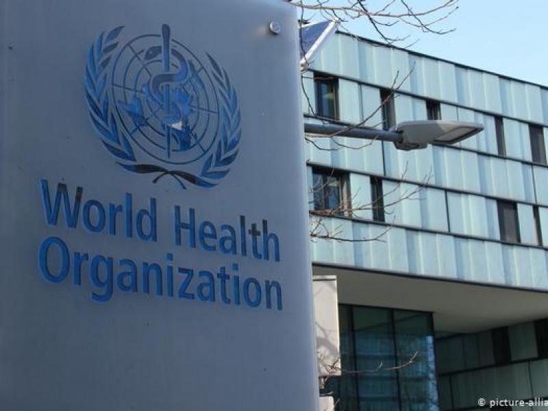 OMS anuncia 15 mdd de apoyo para crisis de Coronavirus
