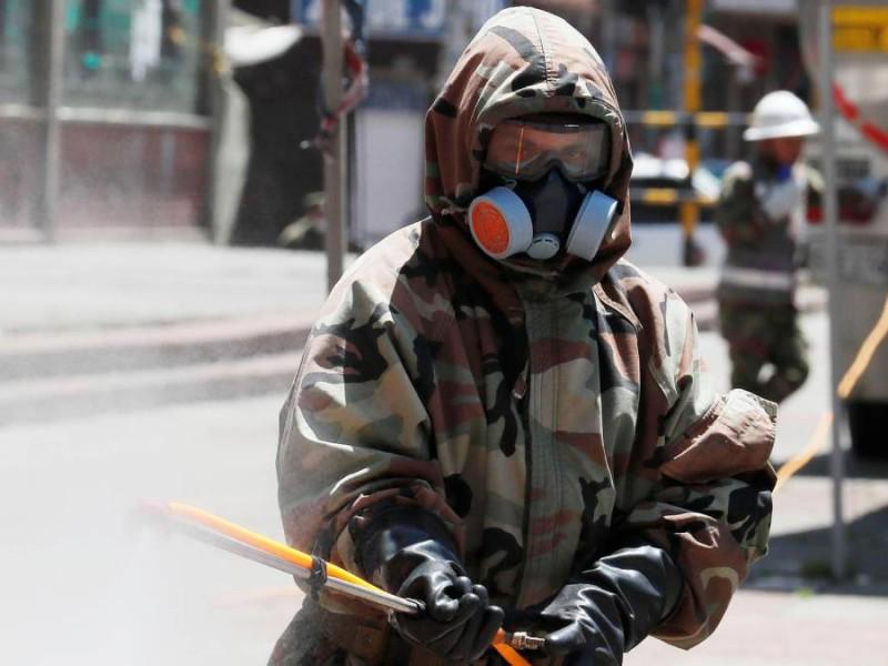 """OMS asegura que pandemia Covid-19 está """"lejos de haber terminado"""""""
