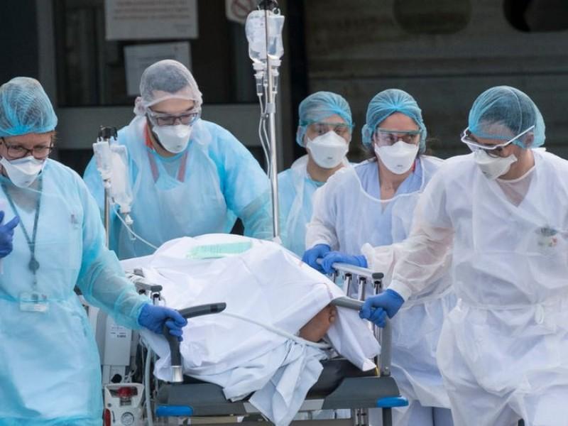 OMS reporta nuevo récord de contagios diarios de Covid-19