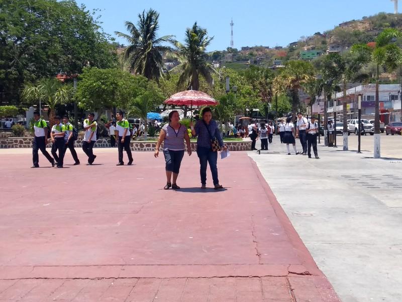 Onda de calor impacta a Oaxaca