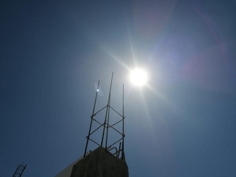 Onda de calor se extiende por Sinaloa