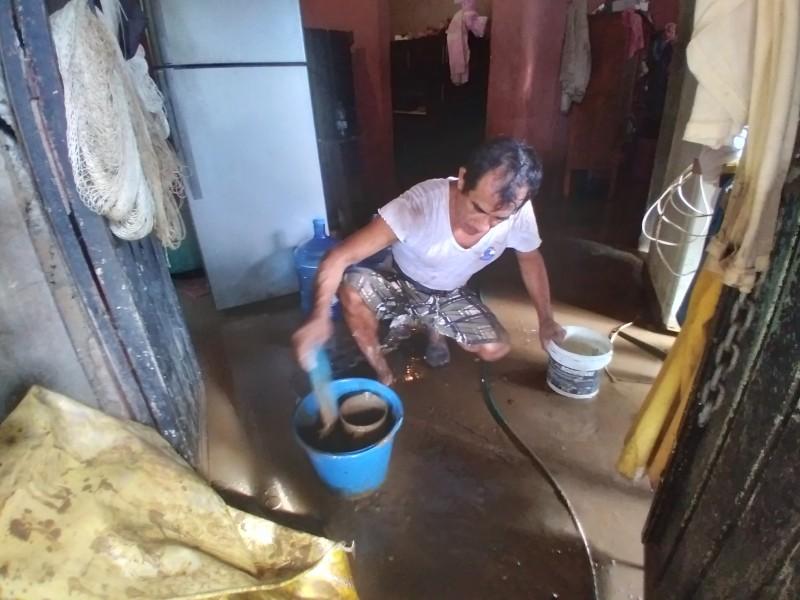 Onda tropical 29 deja severas afectaciones en la Ventosa, Oaxaca