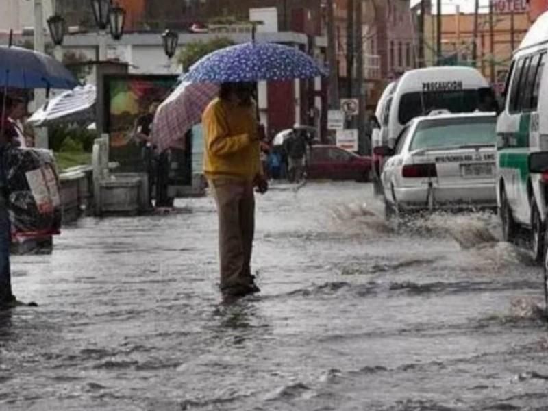 Onda tropical 34 traerá lluvias para Chiapas