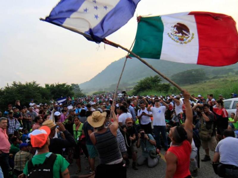ONG reprueba acciones represivas de autoridades migratorias