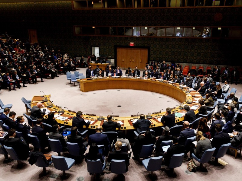 ONU abordará este lunes crisis en Afganistán