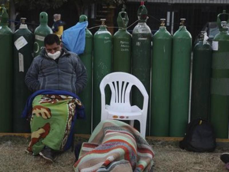 ONU alerta escasez mundial de oxígeno medicinal
