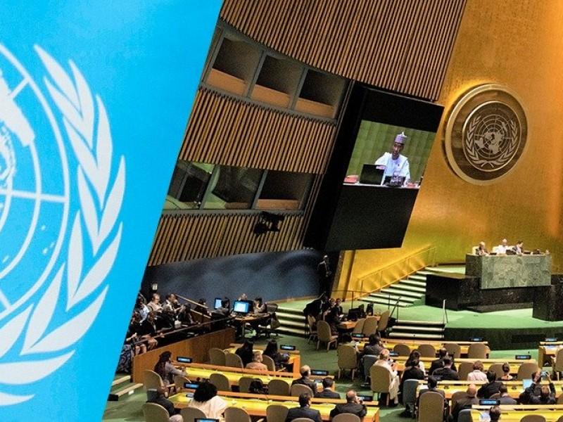 ONU celebra 75 aniversario de formación
