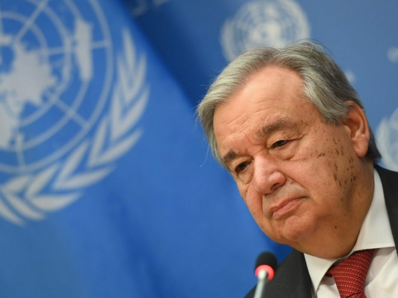 ONU pide poner fin a la