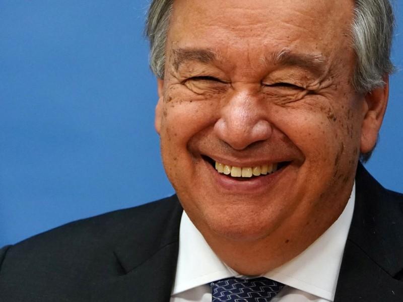 ONU ratifica a António Guterres como Secretario General