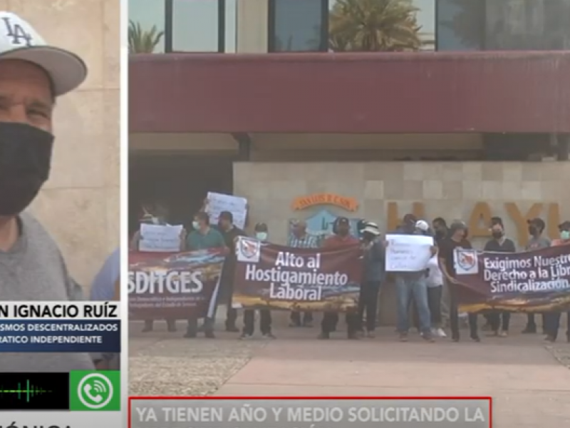 OOMAPAS de San Luis Río Colorado realizó el despido injustificado