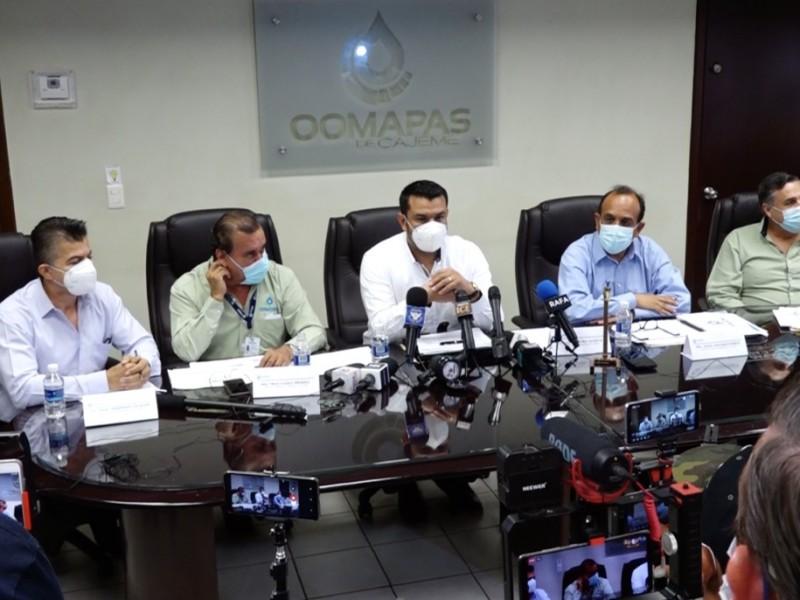 Oomapasc busca revertir rezago financiero y de infraestructura