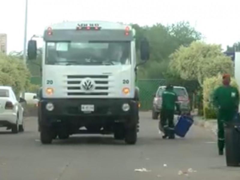 Ciudadanos se quejan por fallas en recolección de basura