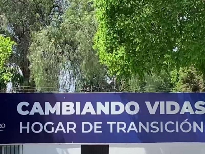 Operaciones en ''Hogar de Transición'' del Municipio de Querétaro