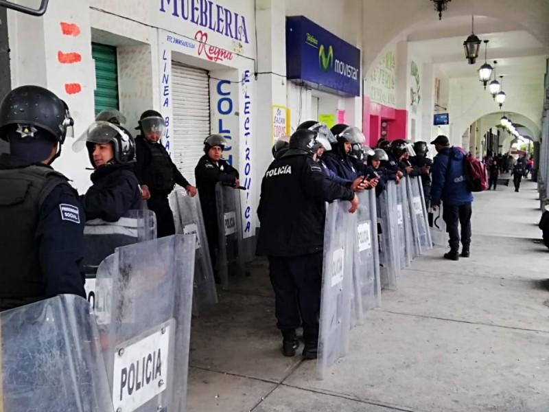 Operativo sorpresa contra pirotecnia 'pirata' en Tultepec