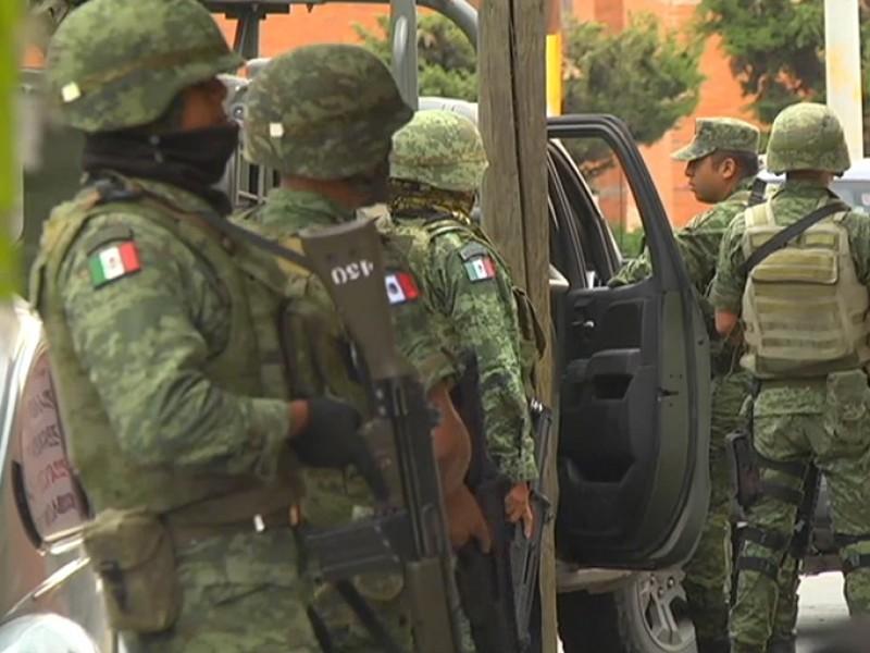 Inconstitucional regreso de militares a las calles: CDHEZ
