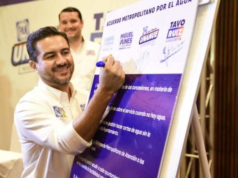 OPLE avala candidatura de Miguel Ángel Yunes