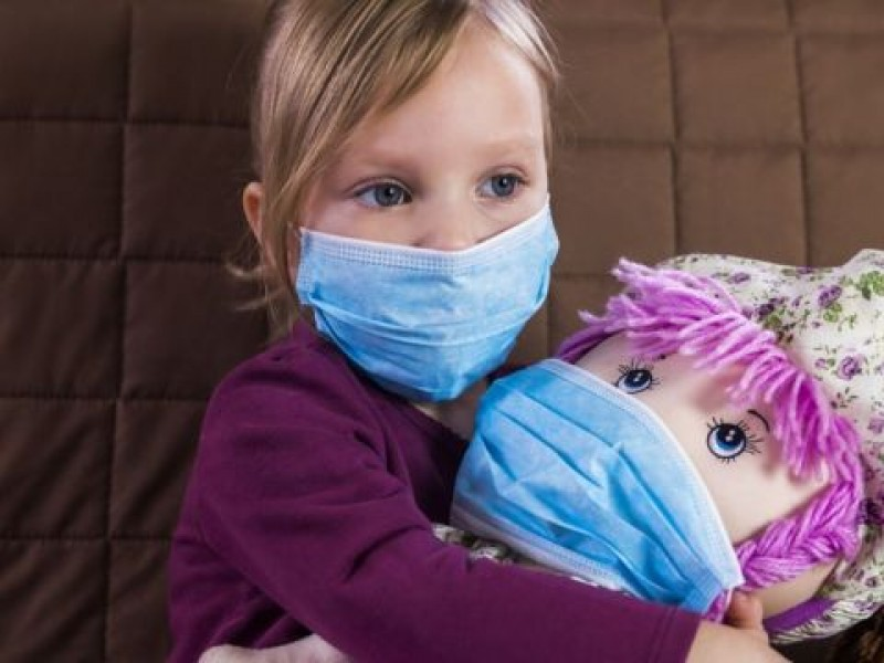 OPS advierte daños graves en menores por Covid-19