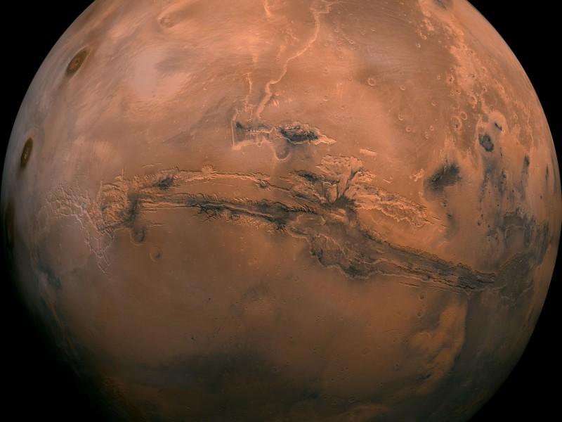 Orbitador de Emiratos Árabes entra en la órbita de Marte