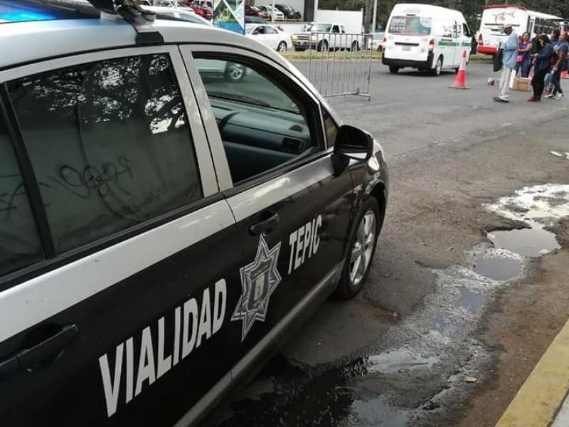 Ordenamiento vial, quedará en manos de policía vial municipal
