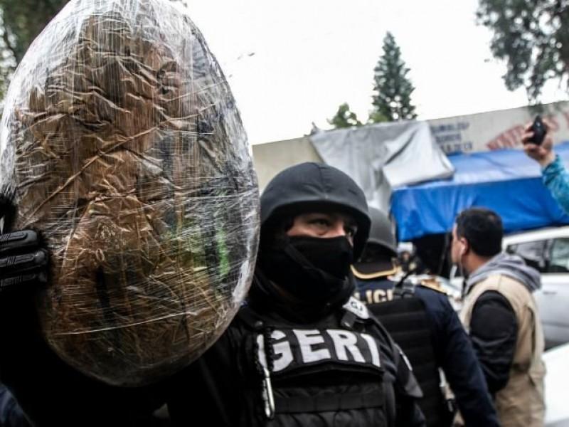 Órdenes de cateo para continuar indagatoria en Tepito
