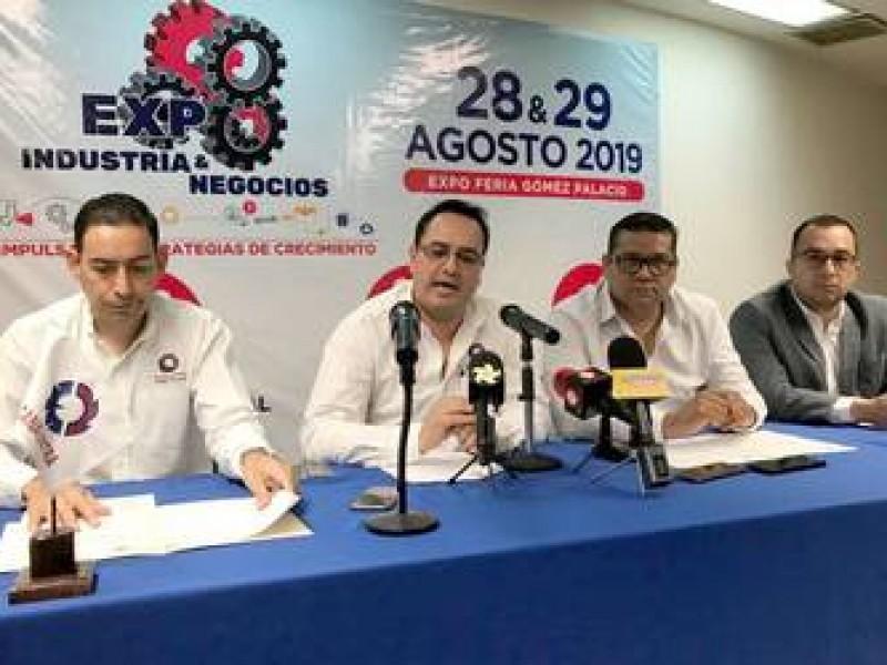 Organizan Expo Industria y Negocios por cuarta ocasión