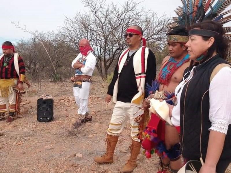 Organizan kermesse nativa grupos de comunidades indígenas