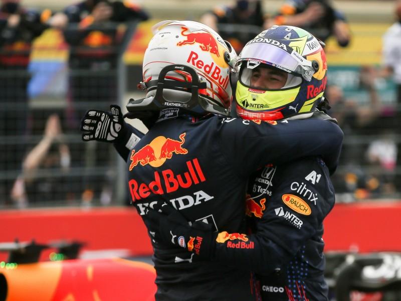 Orgullo mexicano, Checo Pérez sube al podio en Fórmula 1