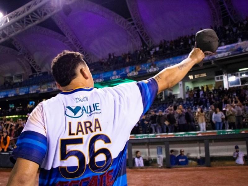 Orlando Lara lanza juego sin hit con Charros