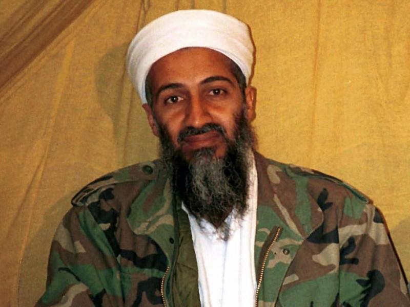 Osama Bin Laden,