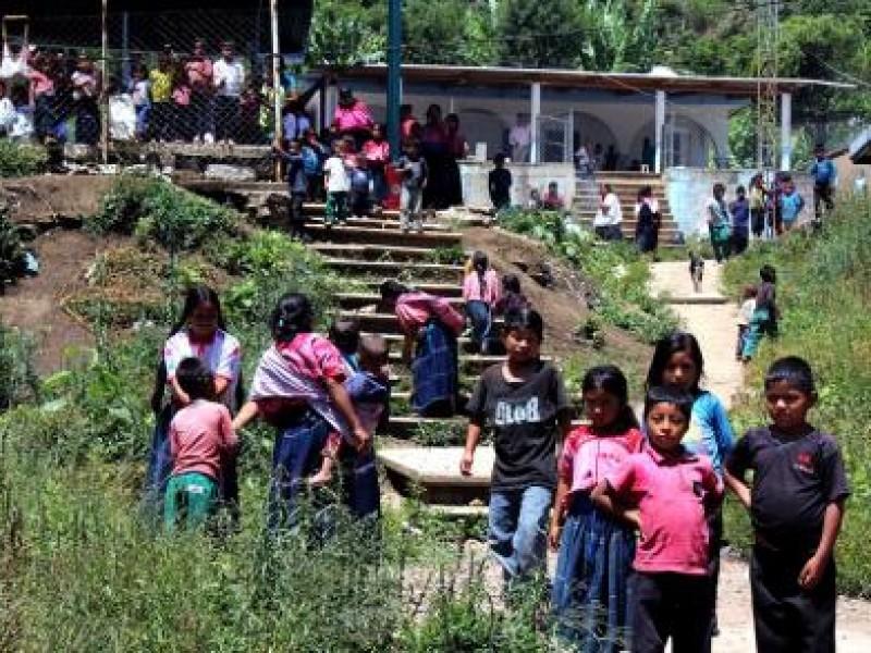 Otorga CIDH medidas de protección a familias desplazadas de Aldama