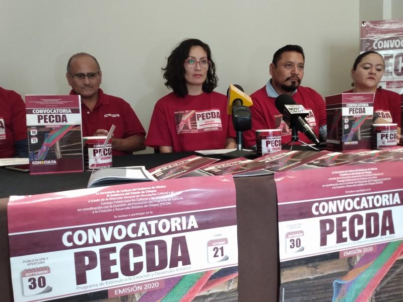 Otorga Coneculta más de un millón de pesos