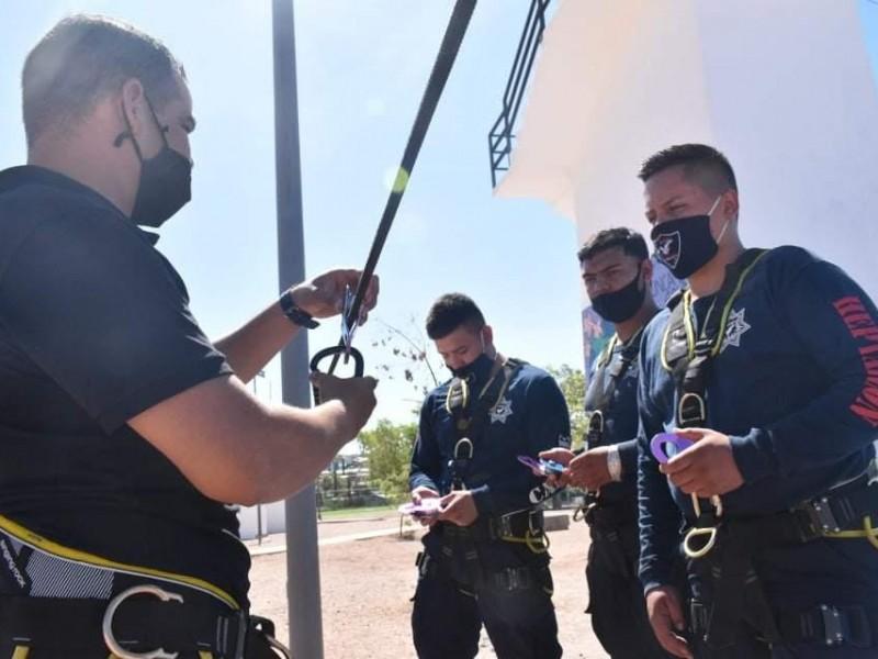 Otorga SEDENA entrenamiento a cadetes de Heptatlón