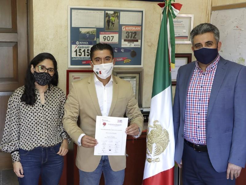 Otorgan a Corregidora el Premio Nacional Buen Gobierno Municipal