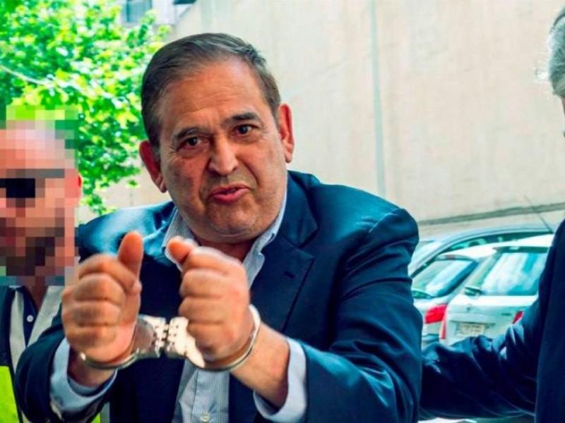 Otorgan libertad bajo fianza a Alonso Ancira