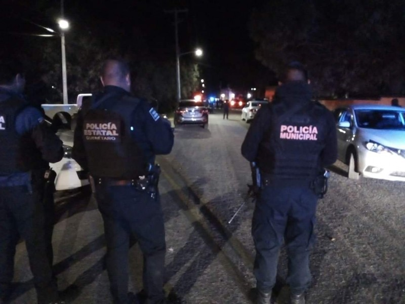 Otra balacera en Ceja de Bravo