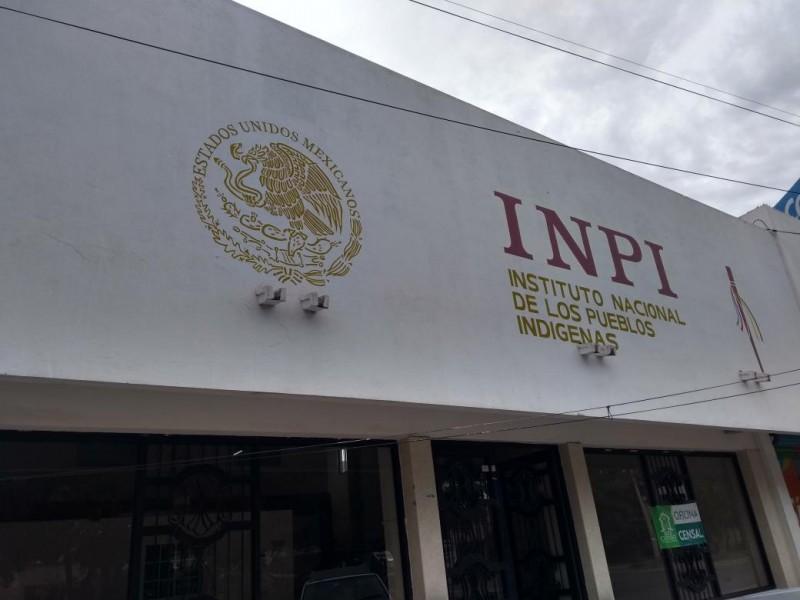 Otra vez, INPI no apoyará festejos en centros ceremoniales