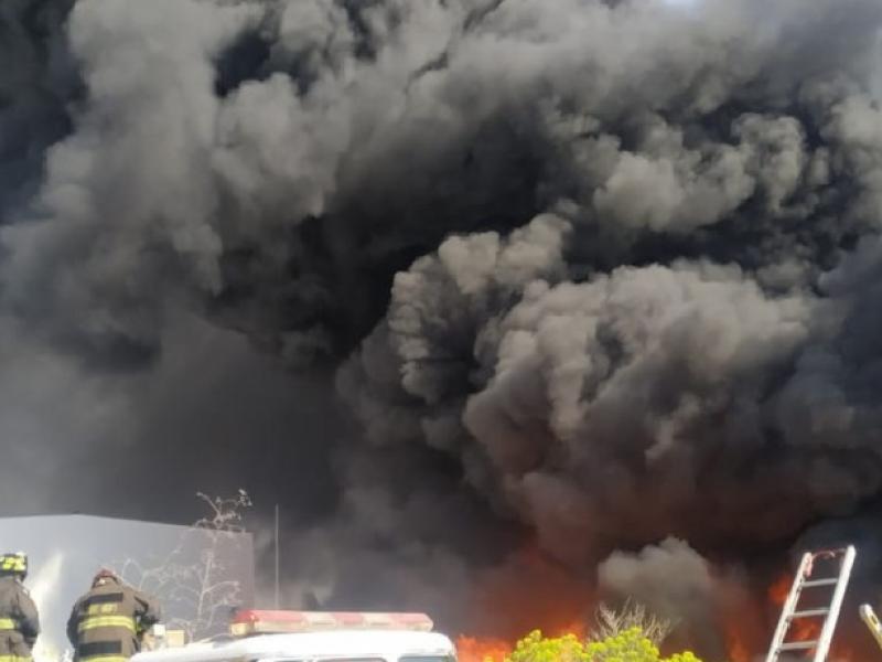 Otra vez mala calidad de aire en Querétaro