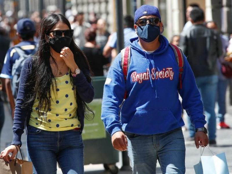 ¡Otra vez! México registra más de 12 mil contagios Covid