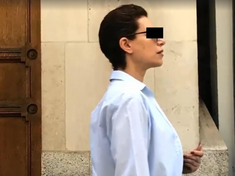 ¡Otra vez! por defraudación fiscal piden captura de Karime Macías