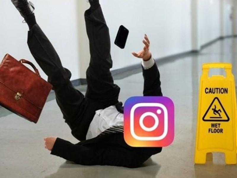 !OTRA VEZ se cae Instagram!