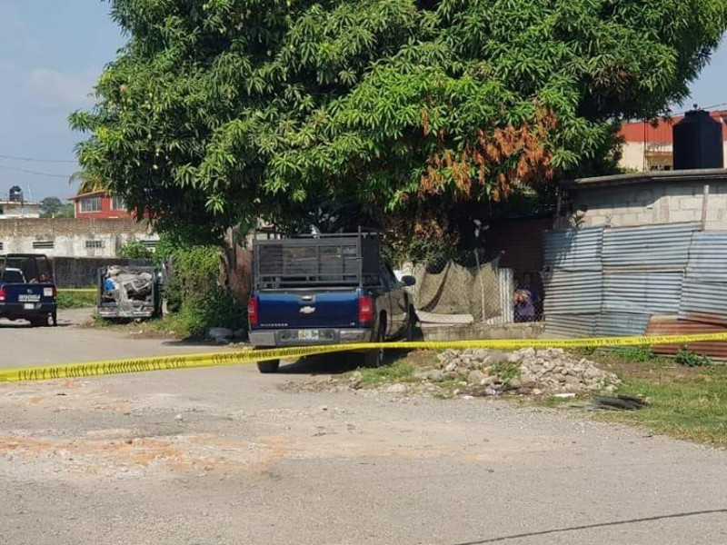 Otro ejecutado en Tapachula