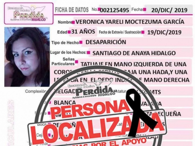 Otro feminicidio; ahora en Hidalgo