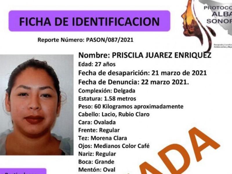 Otro feminicidio: Priscila conoció a un hombre en Tinder