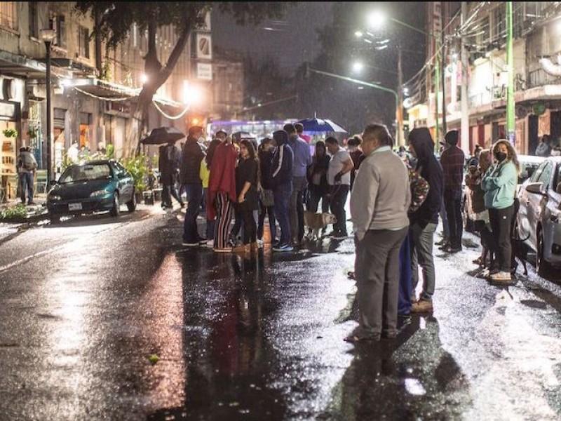 Otro septiembre... otro sismo en la Ciudad de México