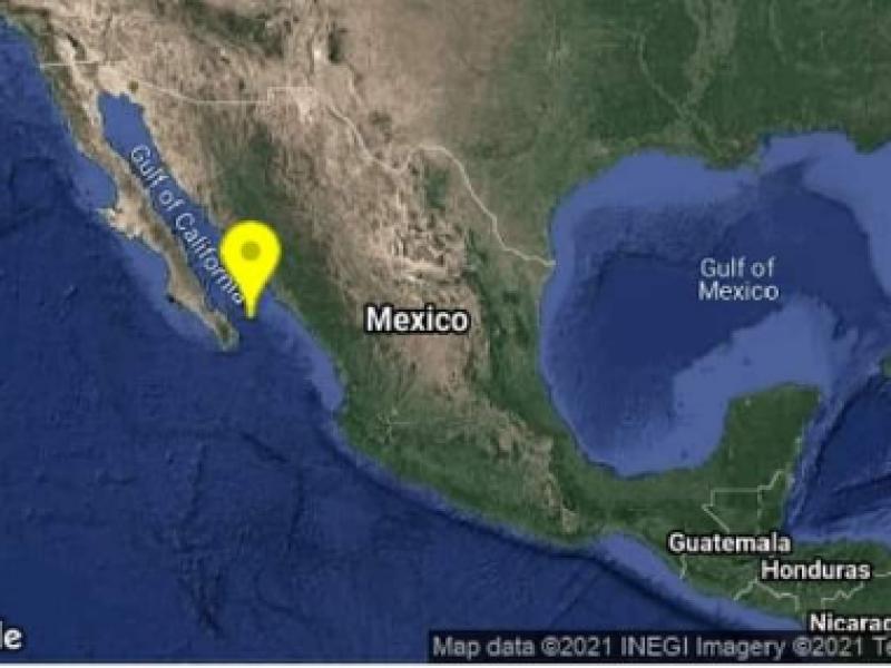 ¡Otro sismo!; no se reportan afectaciones