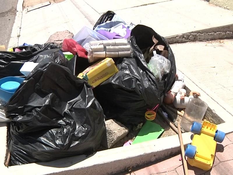 Paceños generan 500 toneladas de basura al día