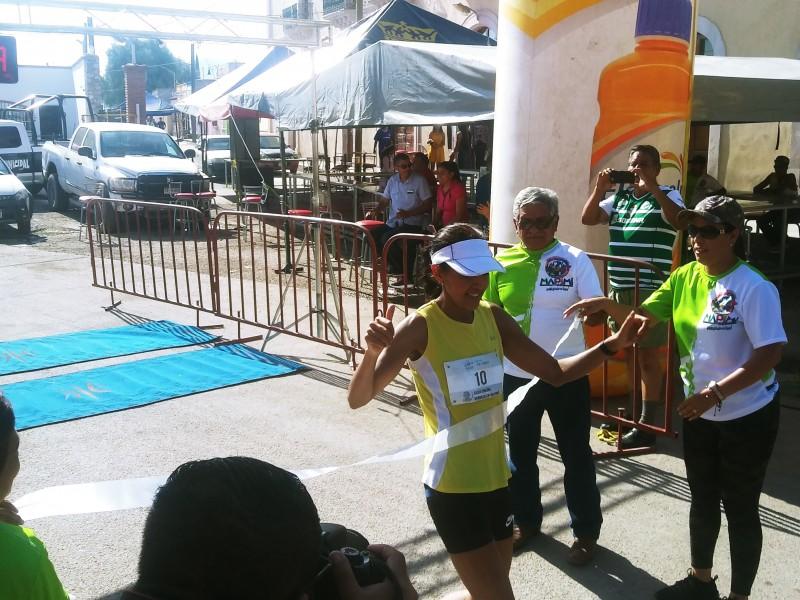 Pacheco y Miranda triunfadores en 24 k Mapimí
