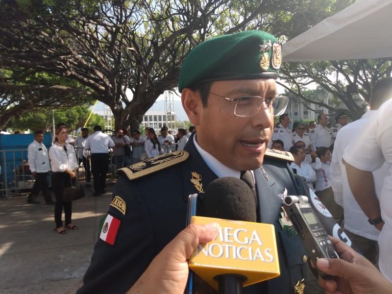 Paciencia pide Guardia Nacional a Chiapanecos